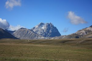 Nordic Walking among the canyons of Campo Imperatore gallery