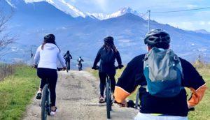 Farindola in Mountain Bike elettrica gallery