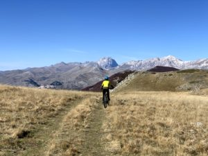 Villa Celiera and the karst plateau of Voltigno by Mountain Bike gallery