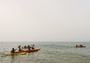 Paddling at Punta Aderci gallery