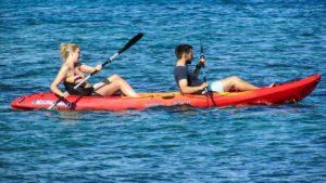 Canoe excursion in the Terre del Cerrano gallery